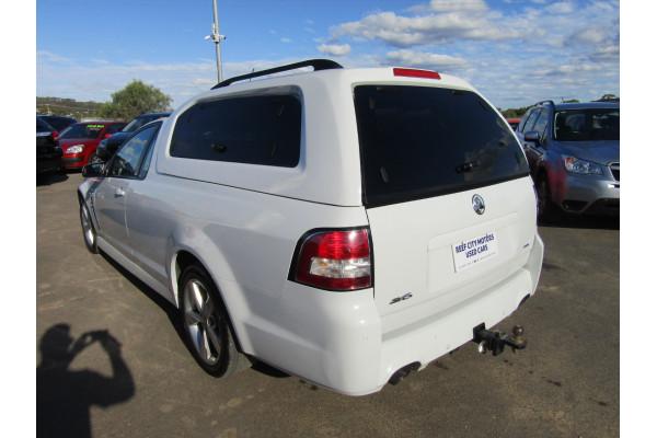 2015 MY16 Holden Ute VF II MY16 SV6 Utility Image 4