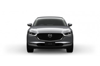 2020 Mazda CX-30 DM Series G20 Evolve Wagon Image 4