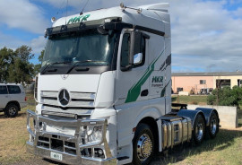 Mercedes-Benz Actros 2658 Instant Asset Write Off Prime Mover 2658