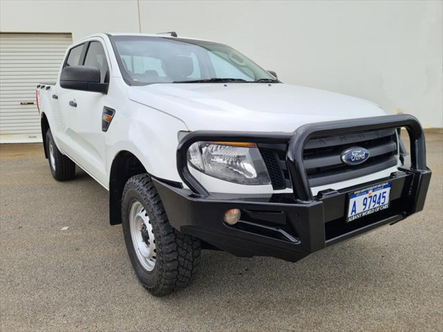 2014 Ford Ranger PX XL Utility - dual cab Image 16