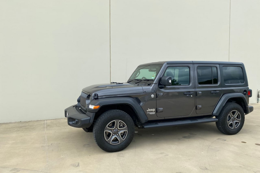 2019 Jeep Wrangler JL Sport S Unlimited Suv