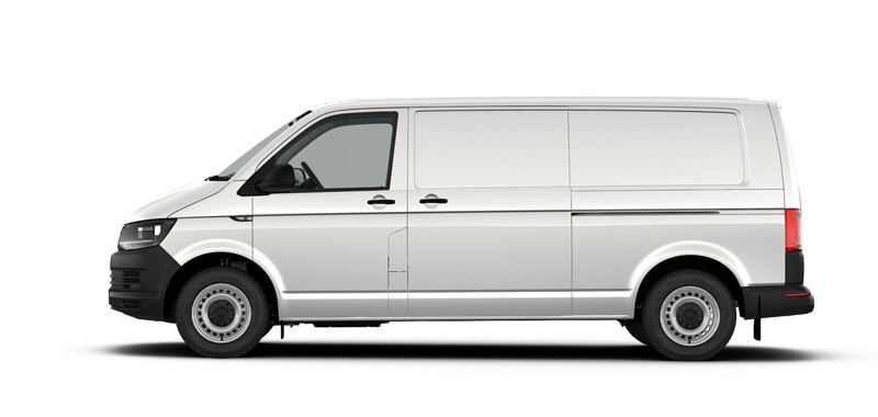 Transporter Van Long Wheelbase 7 Speed DSG<br>