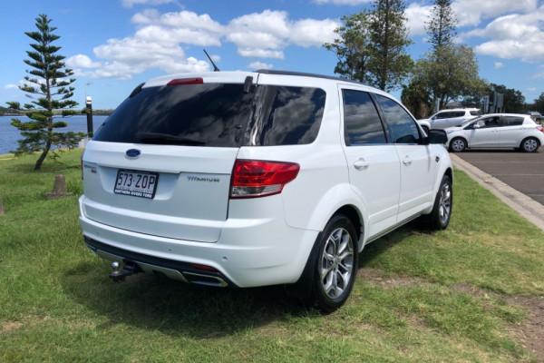 2014 Ford Territory SZ Titanium Wagon Image 3