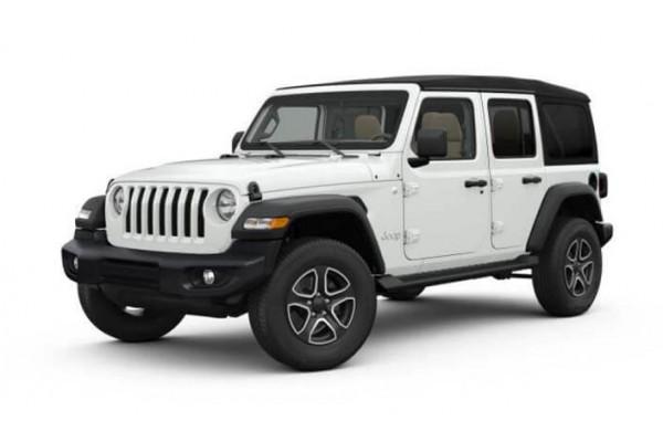 Jeep Wrangler Sport S Unlimited JL