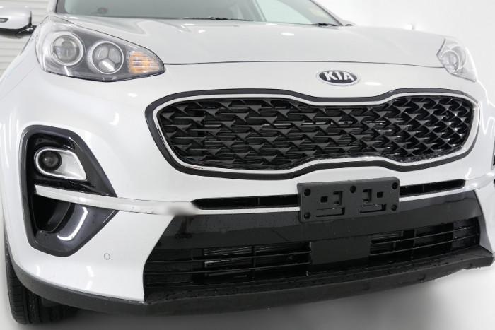 2018 MY19 Kia Sportage QL SLi Suv