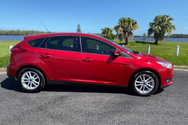 2018 Ford Focus LZ Trend Hatch Image 2