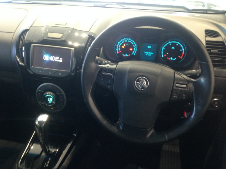 2016 Holden Colorado RG Turbo LTZ 4x4 d/cb canopy Image 6