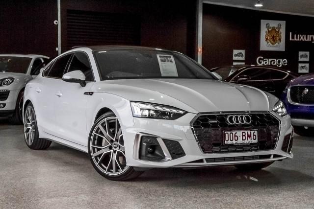 2020 Audi A5 F5 MY20 45 TFSI S line Hatchback Image 1
