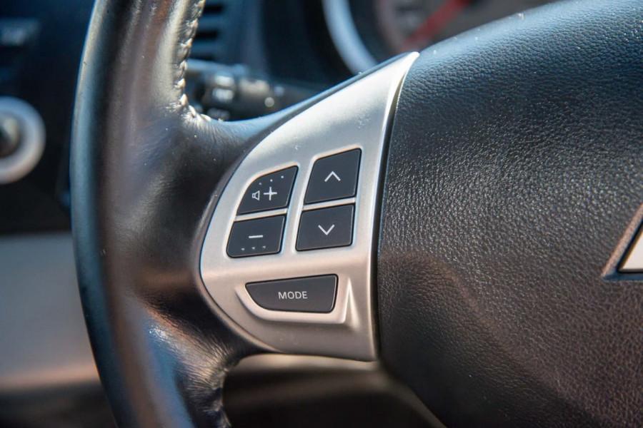 2009 Mitsubishi Lancer CJ MY10 VR Hatchback Image 10