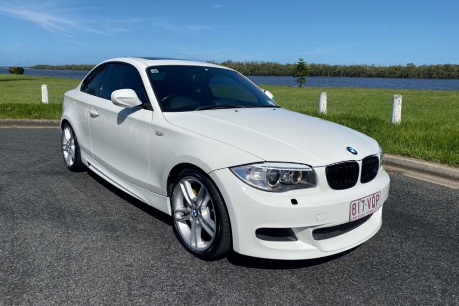 2011 BMW 1 Series E82 LCI MY11 120i Coupe