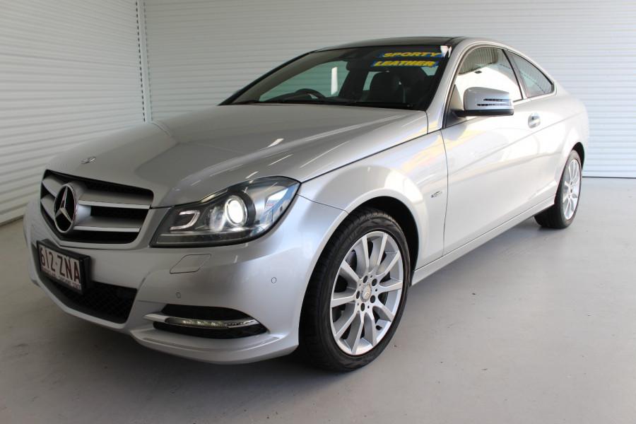 2012 Mercedes-Benz C-class C204 C180 BLUEEFFICIENCY Coupe