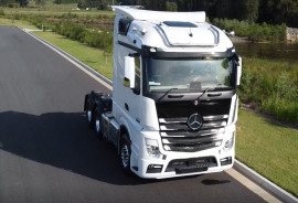 Mercedes-Benz Actros Solostar Drivers Edition 2663 Stream Space Sleeper  Solostar