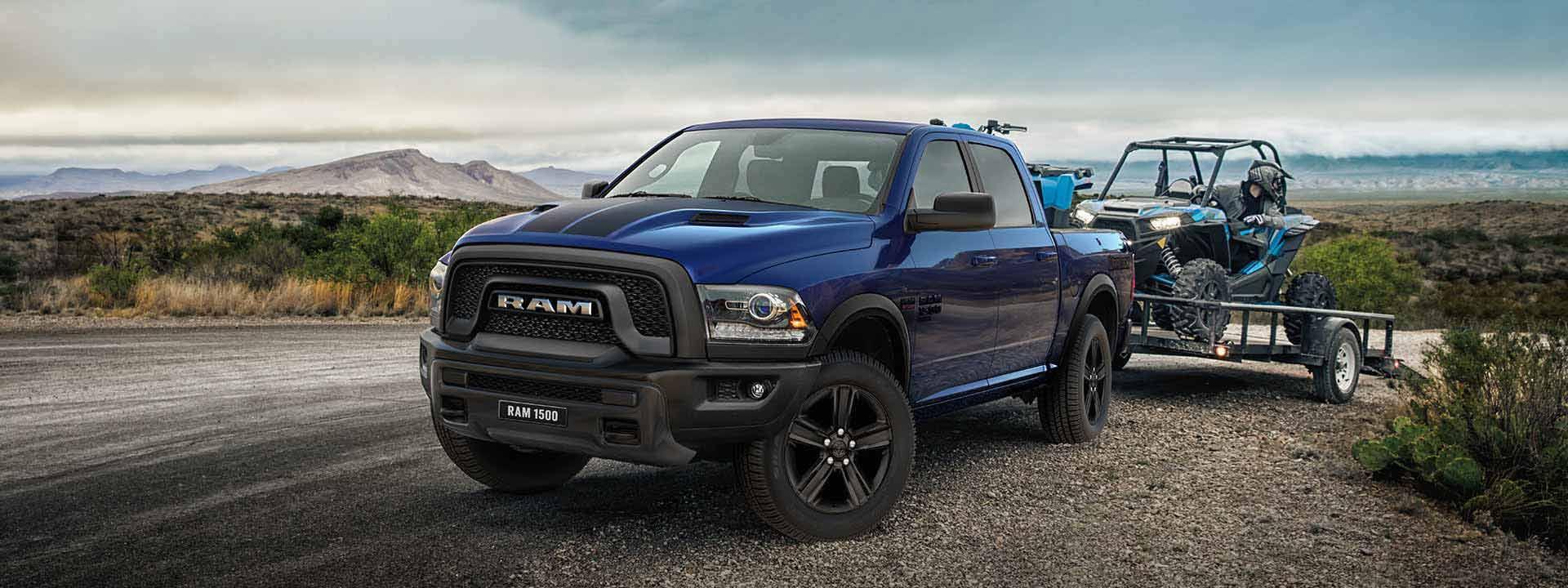 Finance your new Ram Truck at Tamworth Ram