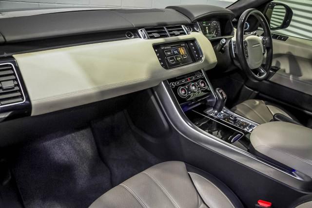2016 Land Rover Range Rover Sport L494 MY16.5 SDV6 Autobiography Suv Image 8