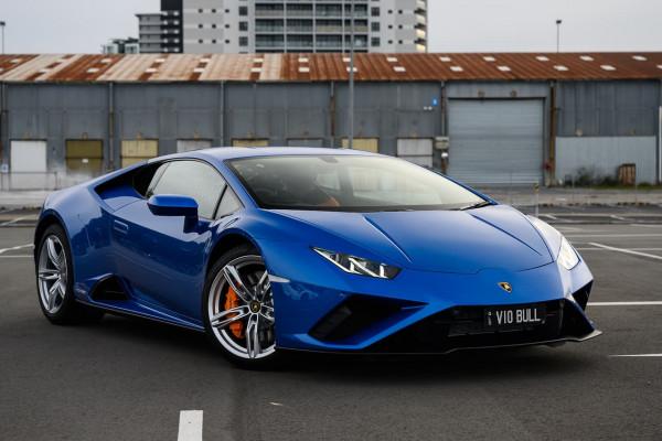 Lamborghini Huracan RWD EVO
