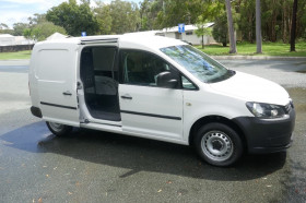 Volkswagen Caddy TDI250 2K