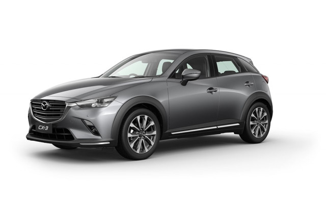 2020 MY0  Mazda CX-3 DK sTouring Other