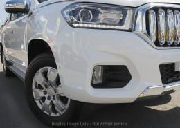 2019 LDV T60 Ute Dual Cab SK8C Luxe Utility