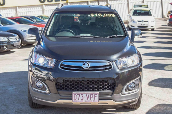 2014 MY15 Holden Captiva CG MY15 7 LTZ (AWD) Suv Image 3