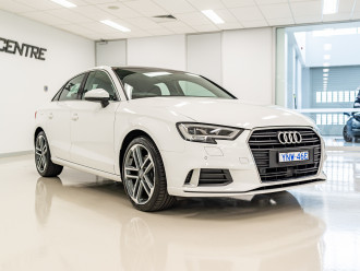 2018 MY19 Audi A3 Hatchback
