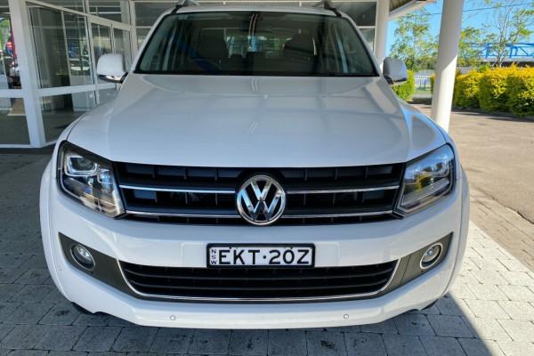 2016 Volkswagen Amarok TDI420 - Highline Dual cab utility