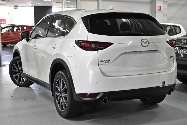 2017 Mazda Cx-5 KF4WLA Akera Suv Image 2