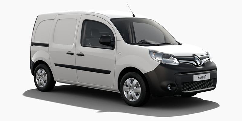 2020 Renault Kangoo F61 Phase II Compact Van