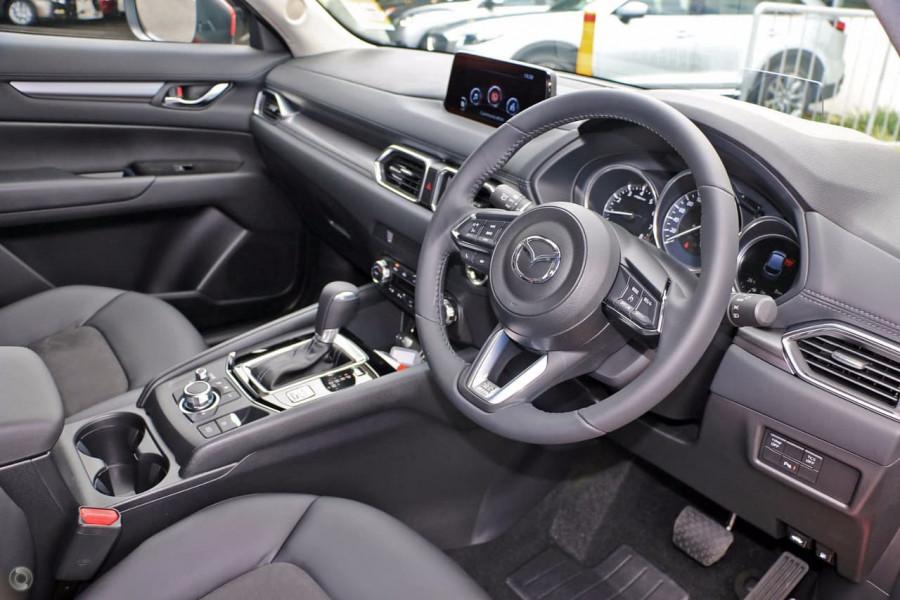 2017 Mazda CX-5 KF Touring Wagon