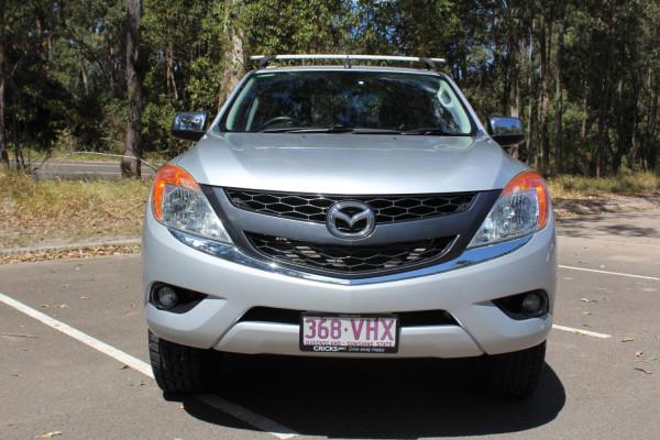 2014 Mazda BT-50 UP0YF1 GT Ute Utility Image 3
