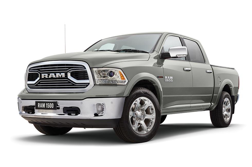 2019 Ram 1500 (No Series) Laramie