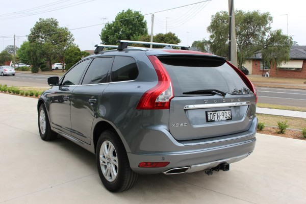 2016 Volvo XC60 (No Series) MY16 D4 Kinetic Suv Image 5