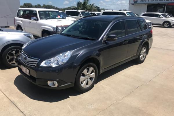 Subaru Outback 3.6R B5