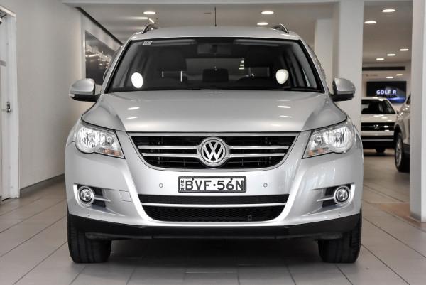 2010 Volkswagen Tiguan 5N  103TDI Suv