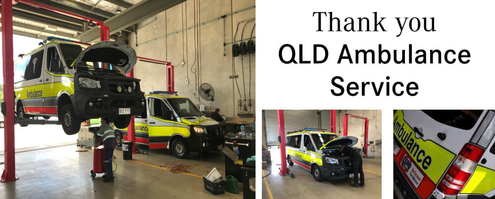 Supporting the QLD Ambulance Service