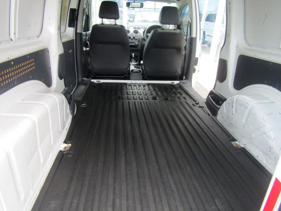 2012 Volkswagen Caddy 2KN MY12 TDI250 Van Image 8