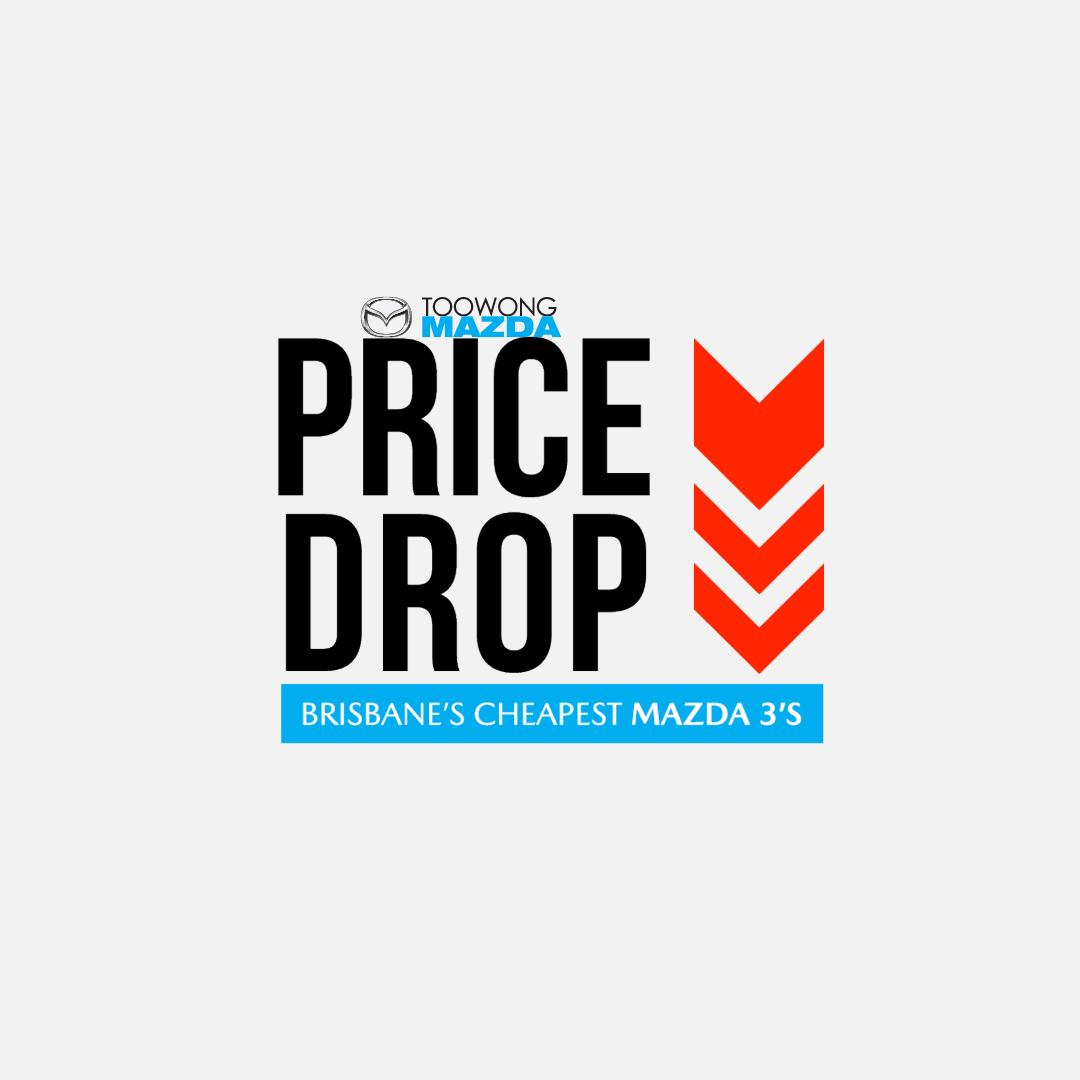 Mazda 3 Price Drop