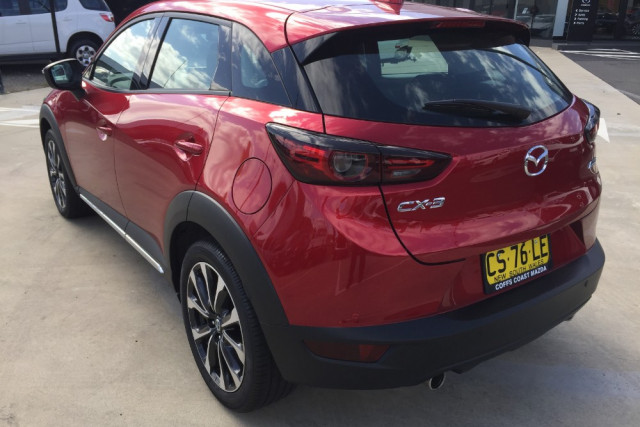 2018 Mazda CX-3 DK sTouring Fwd wagon Image 4