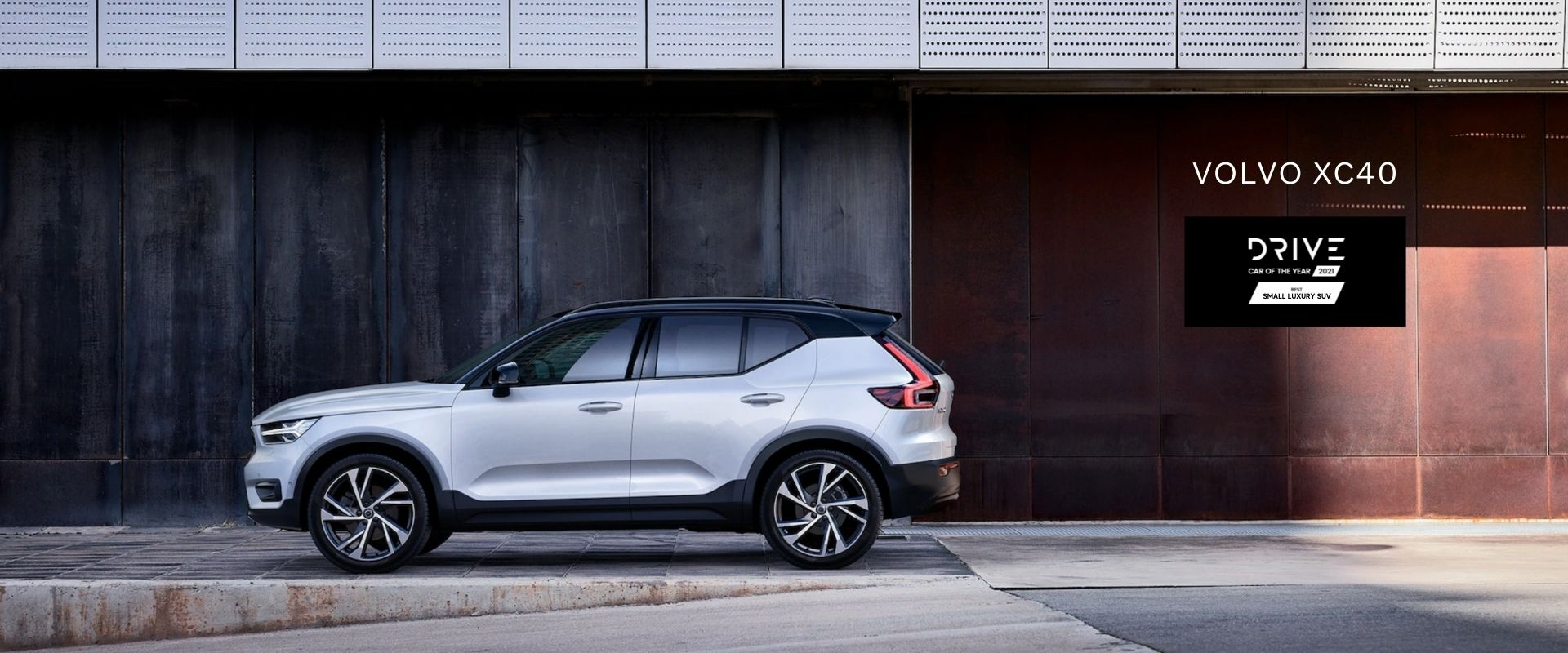 Volvo XC40 Car of the Year Best Small Luxury SUV Award