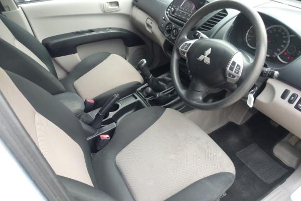 2015 Mitsubishi Triton MN MY15 GLX Utility Mobile Image 11