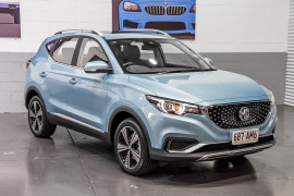 2020 MY21 MG ZS EV AZS1 Essence Wagon Image 2