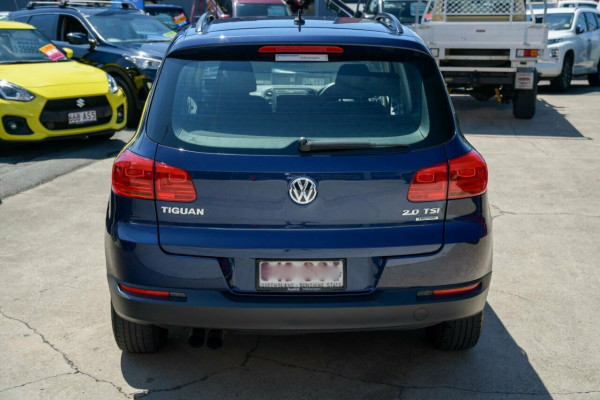 2011 Volkswagen Tiguan 5N MY11 125TSI DSG 4MOTION Suv Image 3