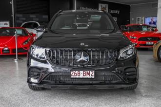 2017 Mercedes-Benz Glc-class X253 GLC43 AMG Wagon