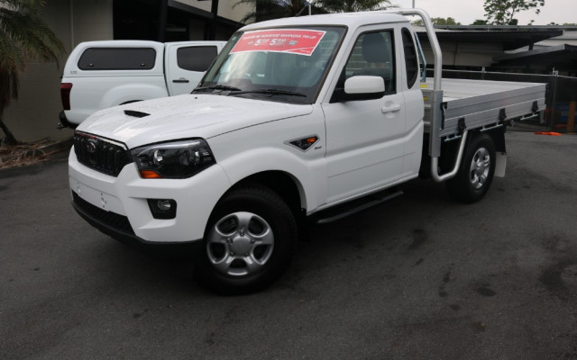 Mahindra Pik-Up S6 Single Cab 4x4 --