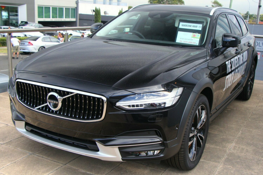 2017 Volvo V90 Cross Country D5 Inscription Wagon