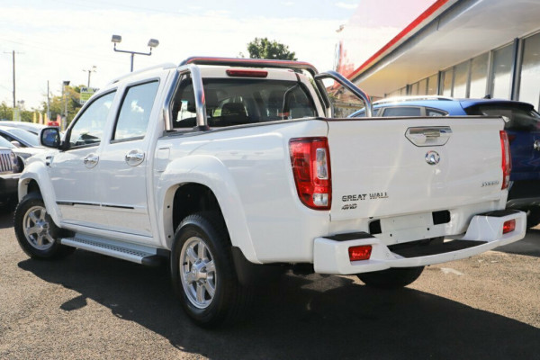 2019 MY18 Great Wall Steed NBP Dual Cab Diesel Utility Image 4