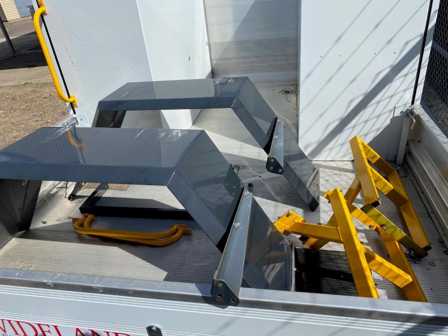 Iveco Aluminium Tray Tray Image 7