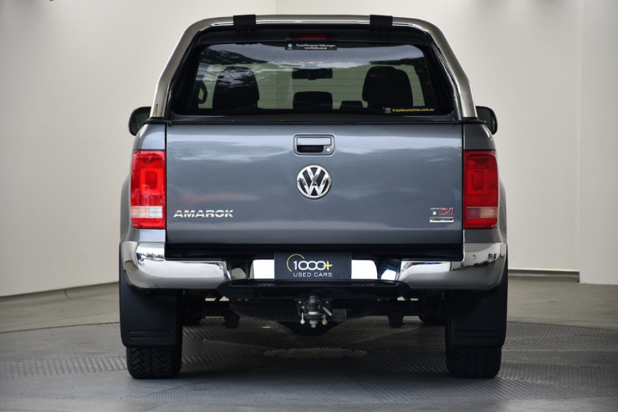 2015 MY16 Volkswagen Amarok 2H MY16 TDI400 Utility