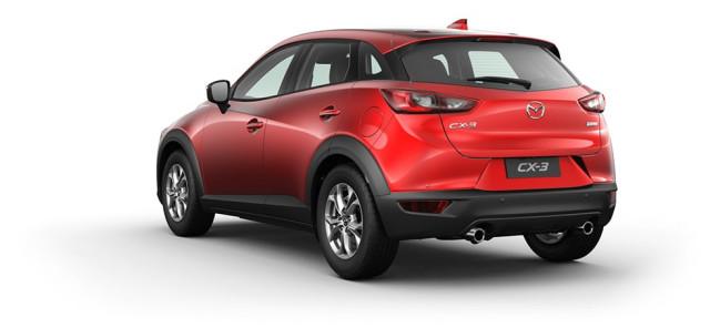 2021 MY0  Mazda CX-3 DK Maxx Sport Suv Mobile Image 17