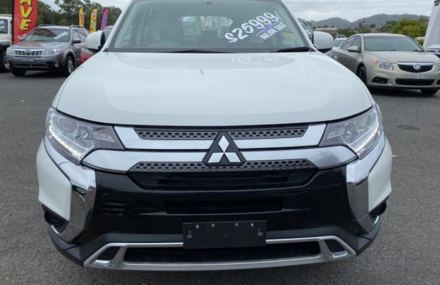 2018 Mitsubishi Outlander ZL ES 2wd wagon