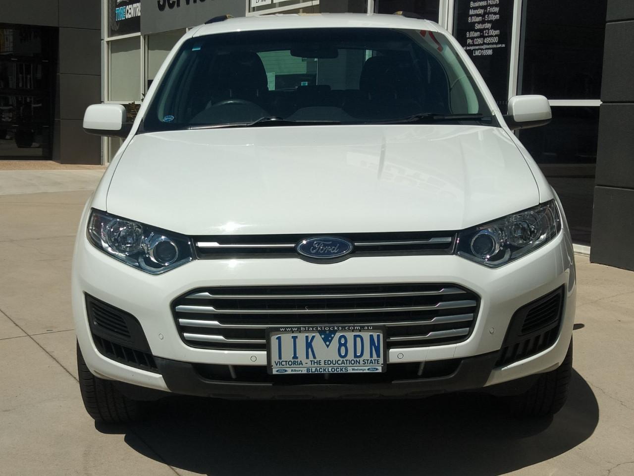 2016 Ford Territory SZ MKII TX Wagon Image 3